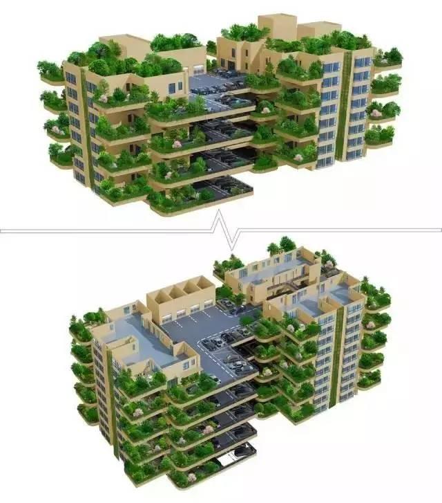 颠覆传统住房模式!第四代住房揭开面纱……