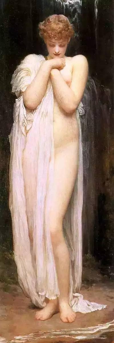 世界名画中的绝美女神 - 三星堆玉器图文 - 三星堆玉器图文