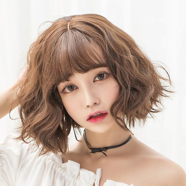 2017年女明星短发发型图片