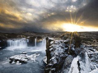 地球上最美的一道伤痕,美到破产的冰火国度!