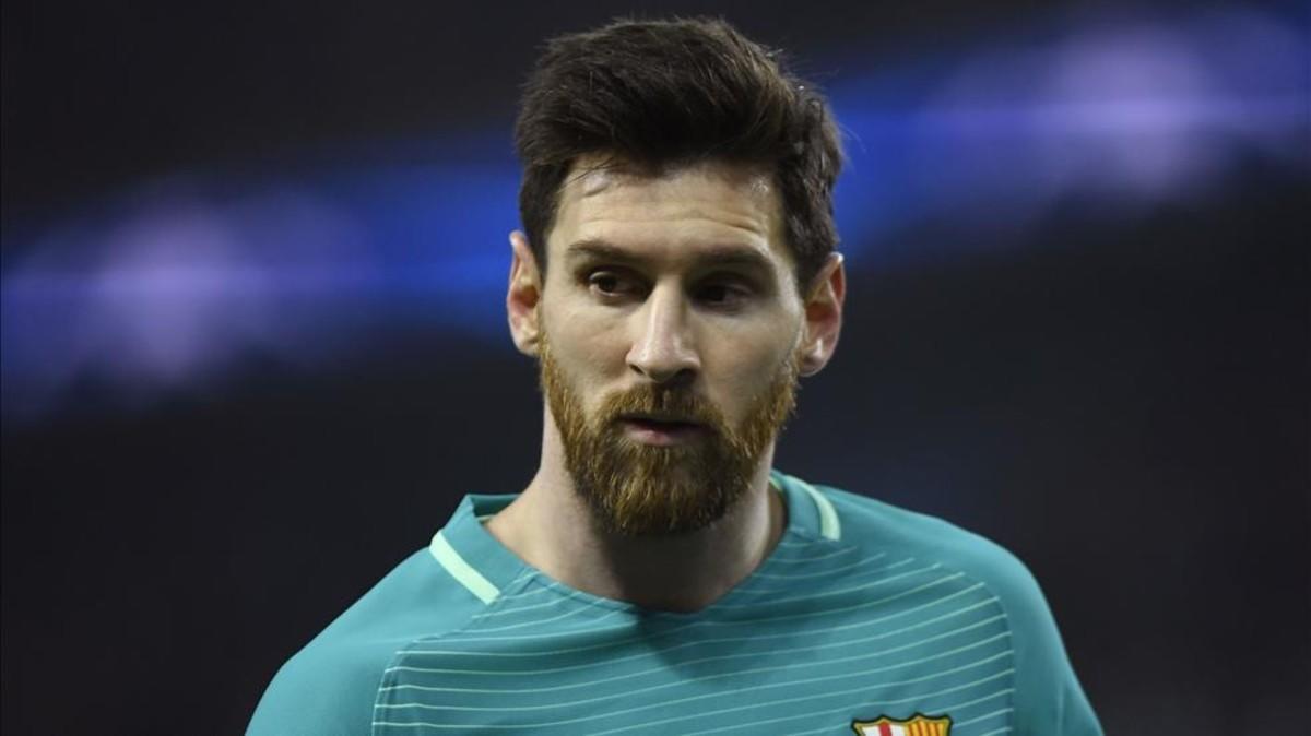 据《每日体育报》的报道,在巴萨输给巴黎圣日耳曼之后,梅西取消了自己图片