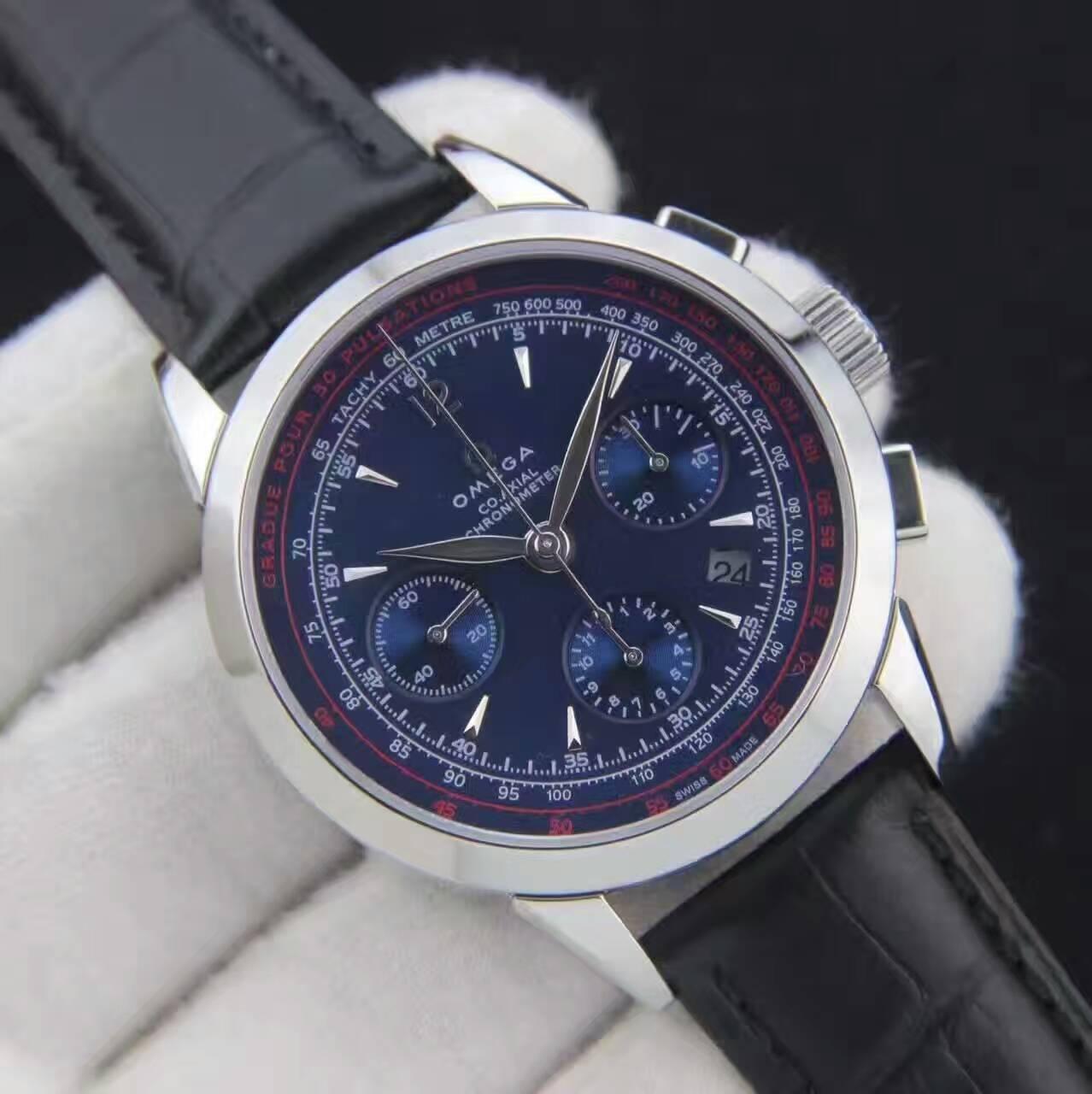 优雅、精准和完美的顶级手表