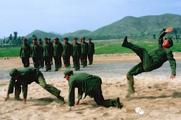 难忘的中国人民解放军  65式军服,太珍贵了! - 吕西群 - 吕西群博客