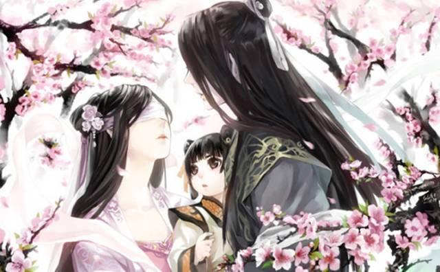 三生三世十里桃花主题曲繁花,看那些年追过的古风