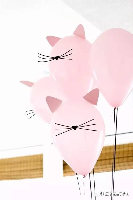 30多种超萌气球动植物与卡通造型,玩爆各种创意!图片