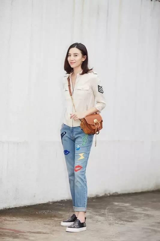 搜狐公众平台 人人都穿牛仔裤,怎么穿才最好看