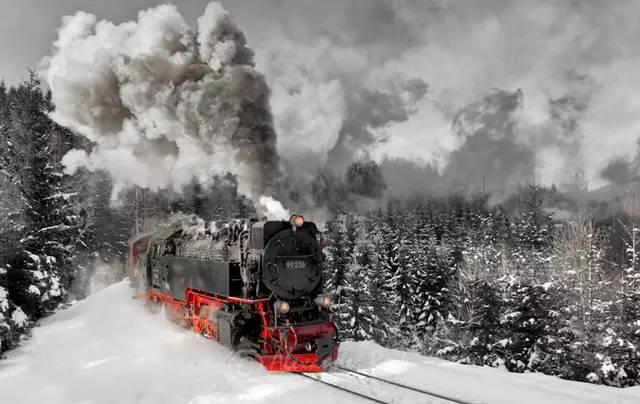 最美火车风景线惊艳了整个世界!
