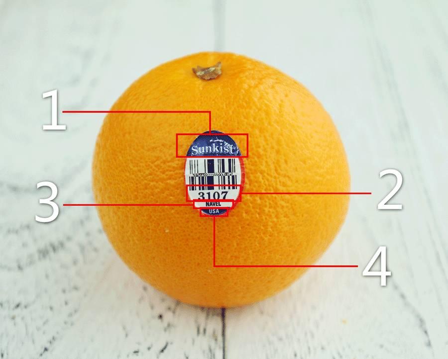 进口水果的秘密,不懂标签的数字密码,白吃了这么多年橙子!