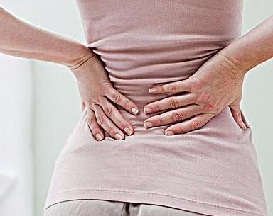 产后腰腿疼痛图片