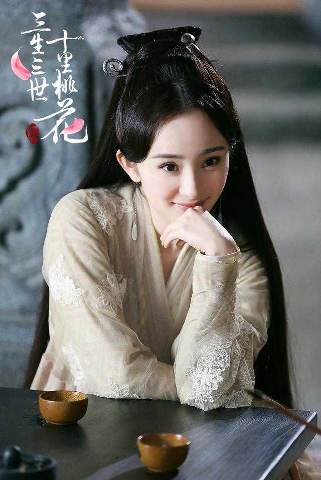 刘亦菲三世三世白浅