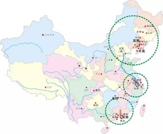 新经济时代已到来,中国将迎来十波财富浪潮 - star - 金融期货