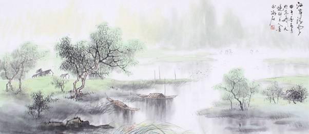 时节雨水,看30首最新手春雨诗,过一个美美的春天纹身教程经典图片