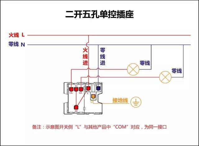 电工必备—最全的开关接线图,单控,双控,三控,收藏吧