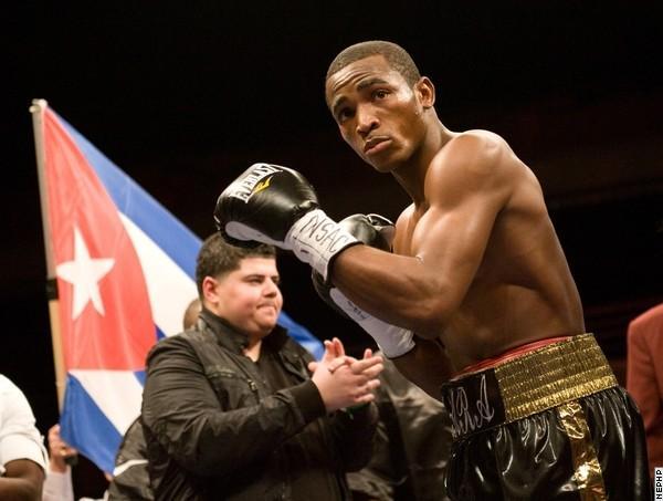 古巴最帅拳王不会英语叛逃美国,9年后成美国公民
