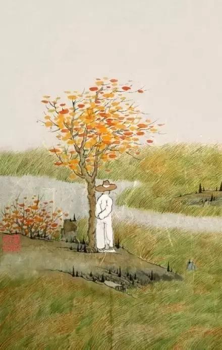 老树画画最好好看的100幅 - NY6536群博客 - 南洋65初三(6)的群博客