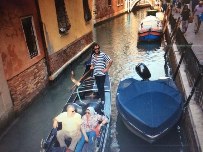 苏州与威尼斯的桥