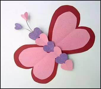 春日主题手工丨缤纷蝴蝶让你的幼儿园春意盎然!