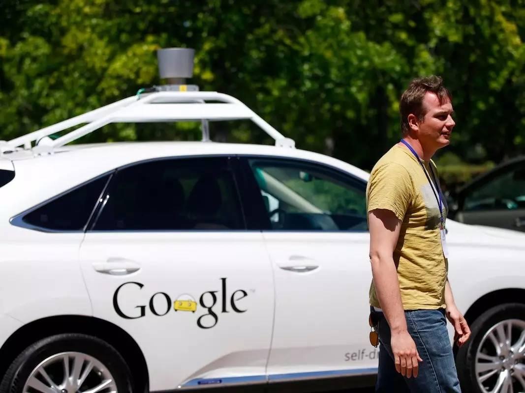 谷歌无人车项目员工纷纷离去 竟因薪资太高?