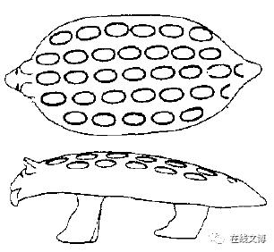 而且多出土于长江中游地区墓中 长江下游偶见 (可能与当时穿山甲分布图片
