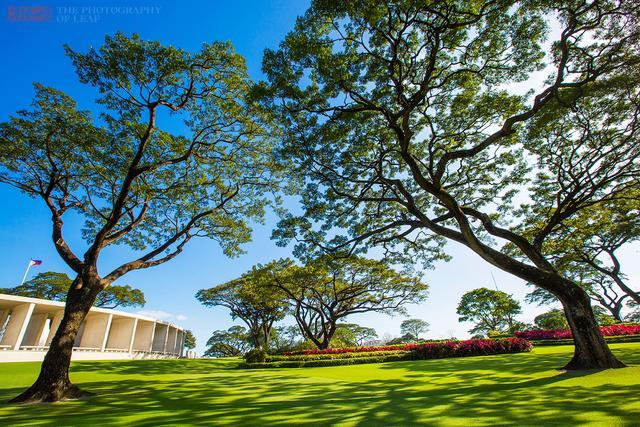 在菲律宾首都马尼拉最繁华地段,为何建有大规模的美军公墓 - 寒残一叶 - 寒残一叶的博客
