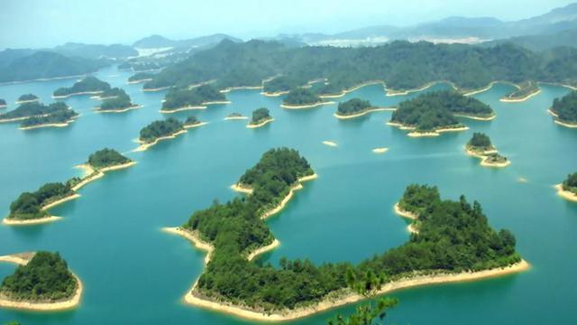 它是世界上岛屿最多的湖,竟有1078座翠岛!