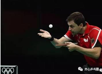 乒乓讲堂--乒乓球最基本的位置细节,想掌握它却技术杆重心台球图片