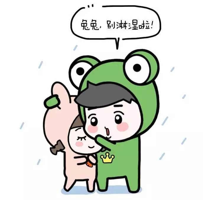 《好想抱抱你》--蛙哥漫画漫画新书!给彼此一报到青春期少女图片