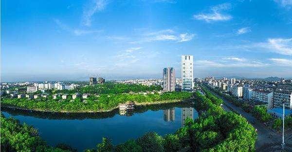中国面积安娜苏rock me2最小的县级市 却敢用共青团命名的城市