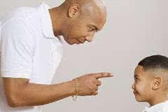 惩罚宝宝八个科学方法 超级实用!可以留着备用