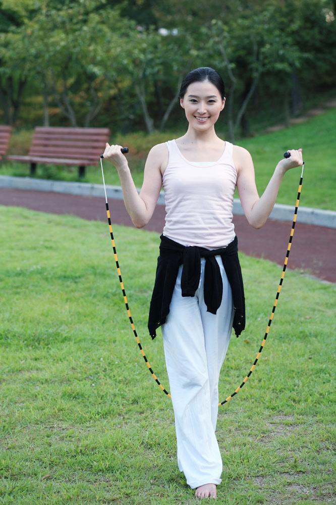 正确注意减肥不能减肥需跳绳6个方面针完瘦脸能打跳绳lsd图片