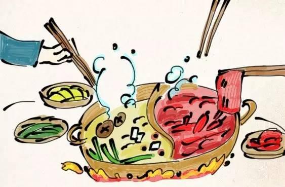 重庆人吃火锅的十大心碎瞬间!图片