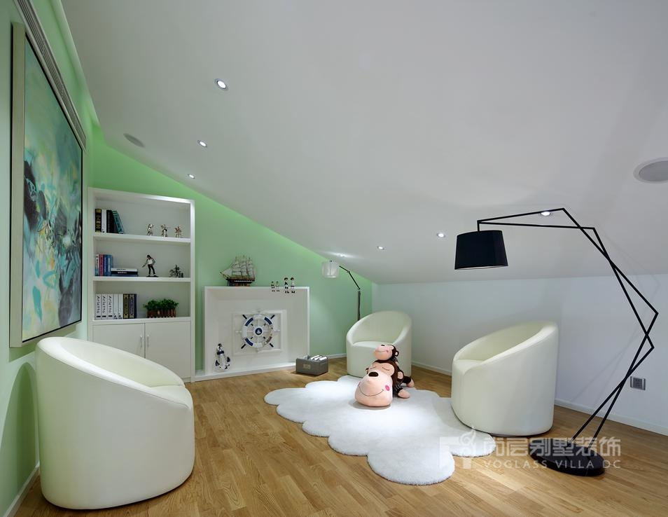 杭州专业别墅装修设计 一个高度还原设计的房子