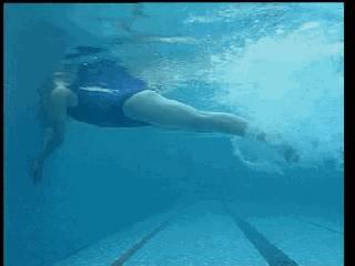 蛙泳腿部动作的六个常见错误问题