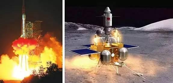 """""""嫦娥五号""""探测器由着陆器、上升器、返回器、轨道器组成."""
