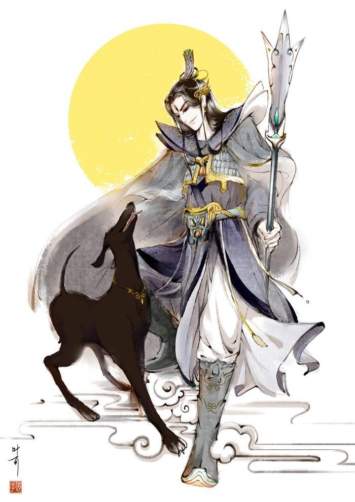 二郎神的哮天犬 究竟是个什么狗?