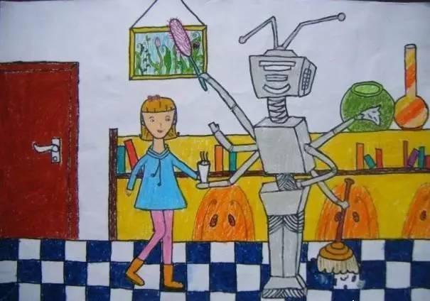 点击拿走你的机器人