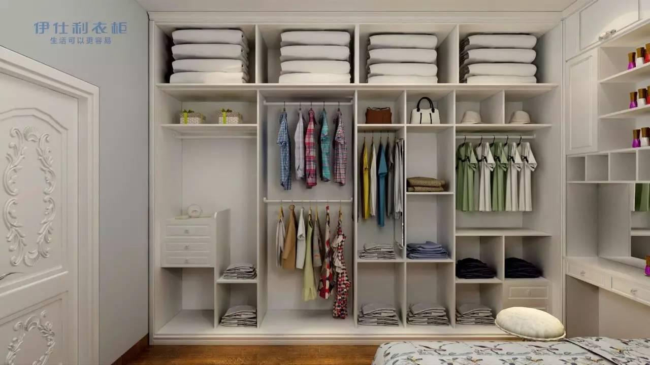 衣柜效果图 内部 设计
