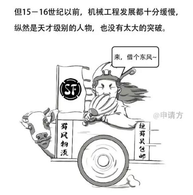 罢特同学:学机械工程的漫画并不需要女慕容漫画付图片