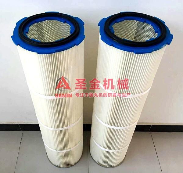 掷丸机除尘器滤筒动怒缘由以及防护办法