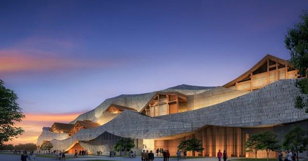 谁能代表天水成纪新城 8大标志性建筑物夺人眼球