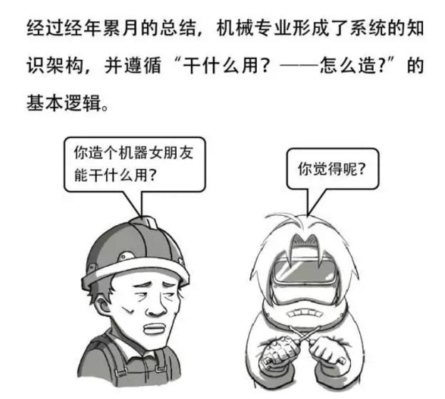 罢特漫画:学机械工程的暴君并不需要女漫画十一同学恋爱图片