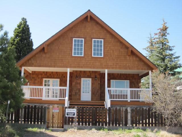 红砖价格涨,农村自建房咋办?美式木屋建房全纪录图片