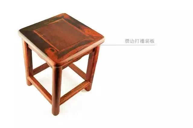 榫卯椅子手绘图