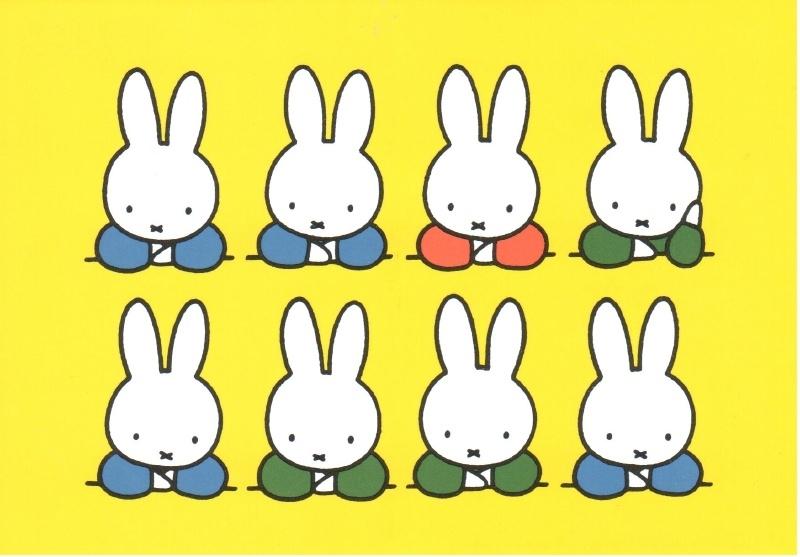 米菲兔爸爸去世,回想诞生,62岁的米菲当年是这样被创造的