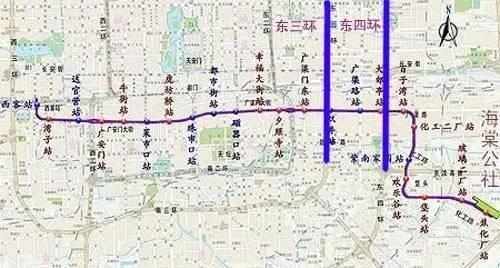 天津地铁4号线和5号线路过来安里吗 需不需要拆迁图片