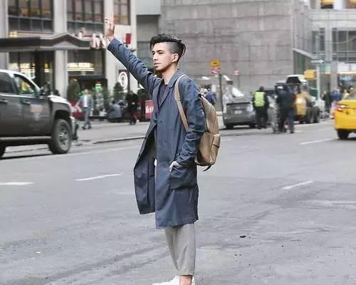 春季男装搭配 秀出你的阳光和时尚