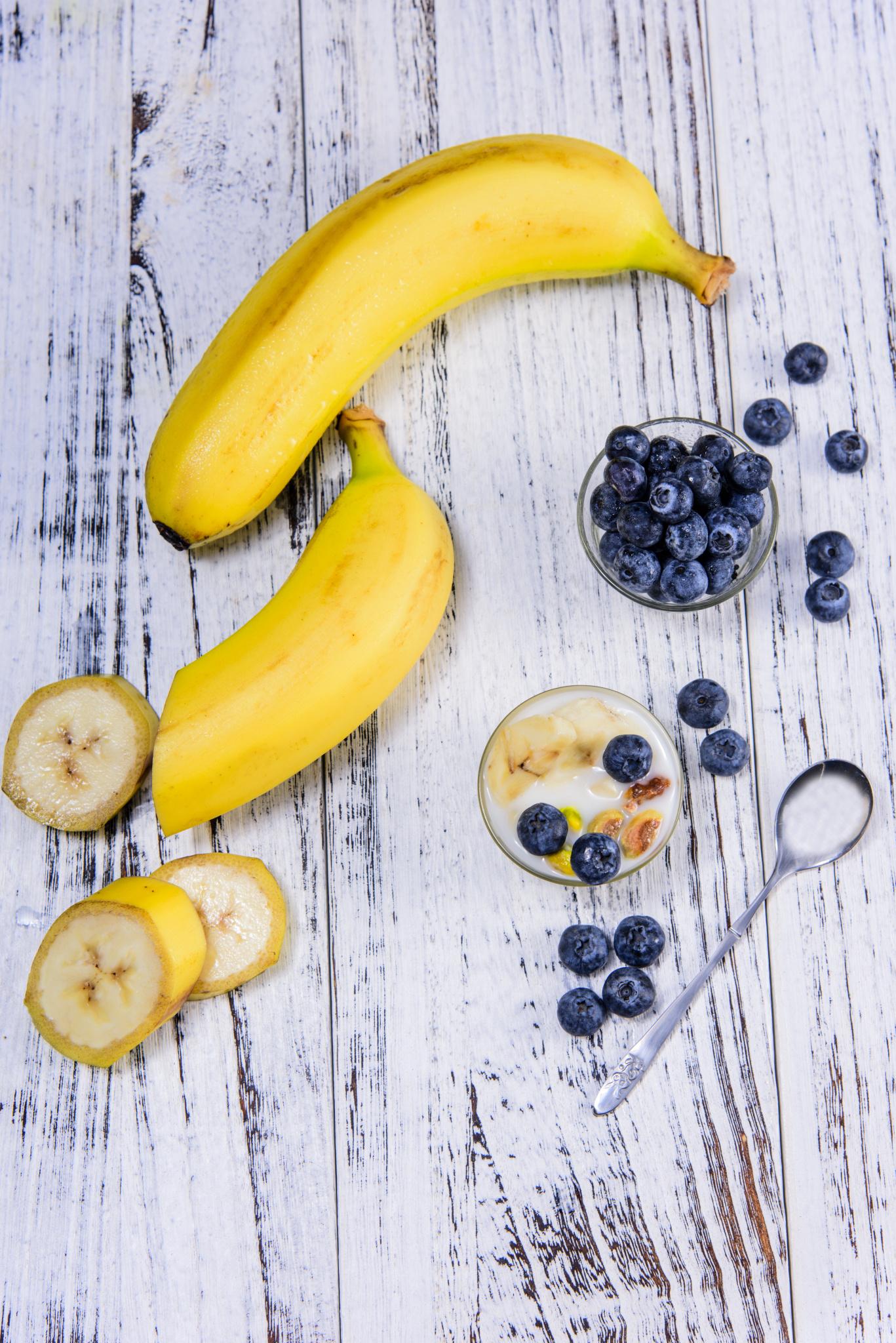 酸奶能和香蕉一起榨汁图片