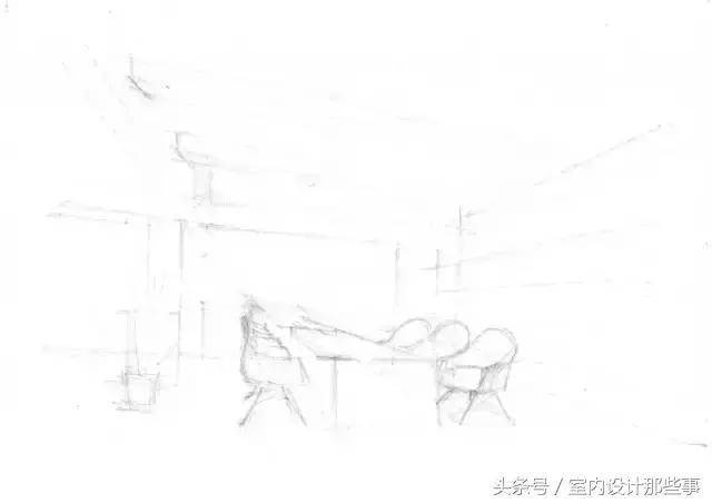 室内手绘技巧