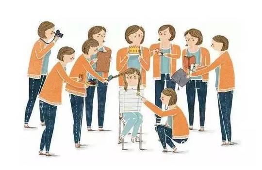 家庭教育不可忽视!12张漫画看家庭对孩子一生的7大影响
