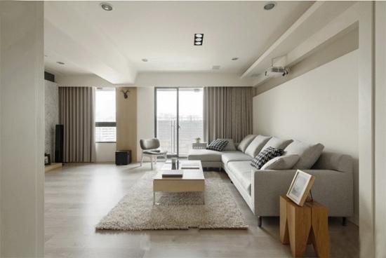 其它 正文  成都现代简约装修风格总是看起来非常大气,房屋设计简单但